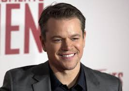 「Matt Damon」的圖片搜尋結果
