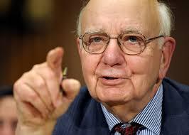 「Paul Volcker」的圖片搜尋結果