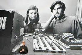「Steve Jobs& Stephen Wozniak」的圖片搜尋結果