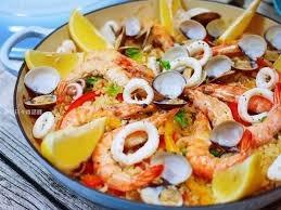 「西班牙海鮮燉飯」的圖片搜尋結果
