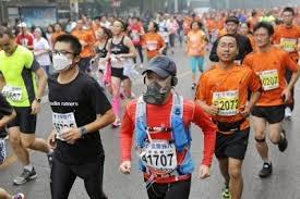 「霾害時路跑」的圖片搜尋結果