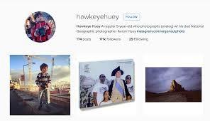 「「hawkeye huey instagram」的圖片搜尋結果