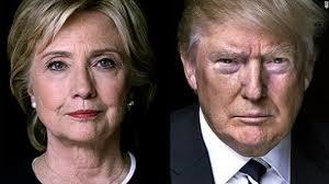 「川普支持率超越希拉蕊!」的圖片搜尋結果