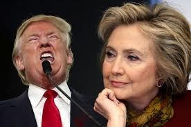 「hillary trump」的圖片搜尋結果