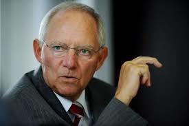 「Wolfgang Schäuble。」的圖片搜尋結果