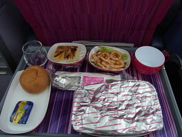 泰航飛機餐好吃