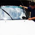 汽車玻璃師傅維修
