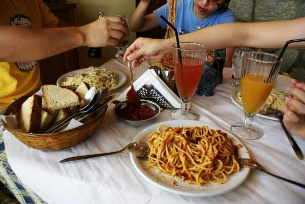 200706251610義大利麵大餐