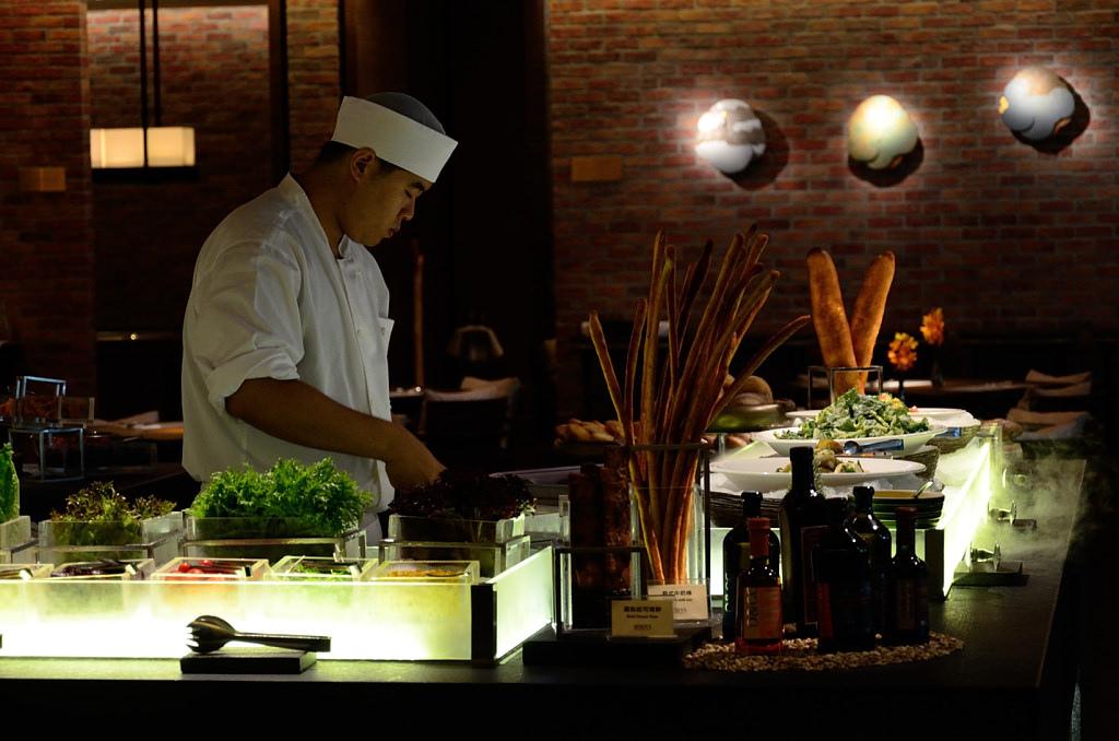 ROBIN'S 鐵板燒 廚師