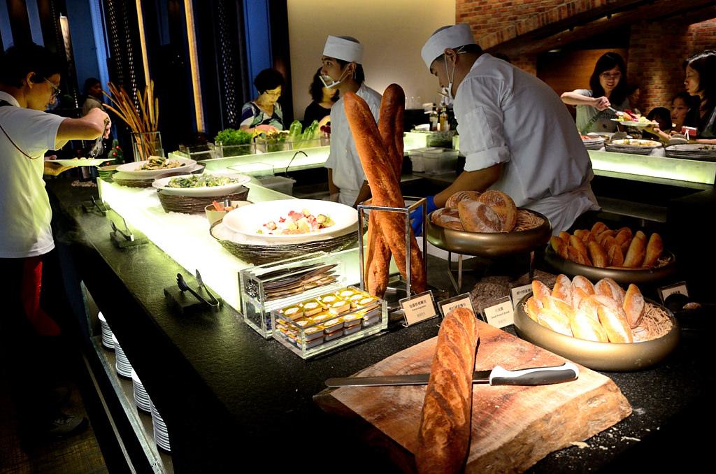 ROBIN'S 鐵板燒 buffet