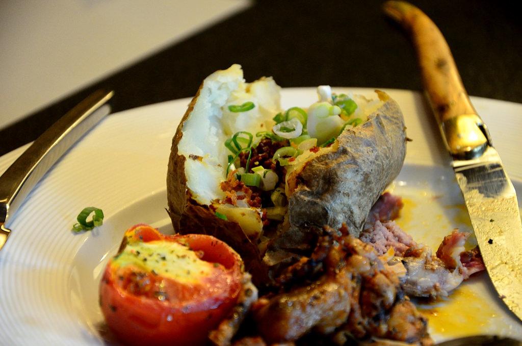 ROBIN'S 鐵板燒 牛排配菜