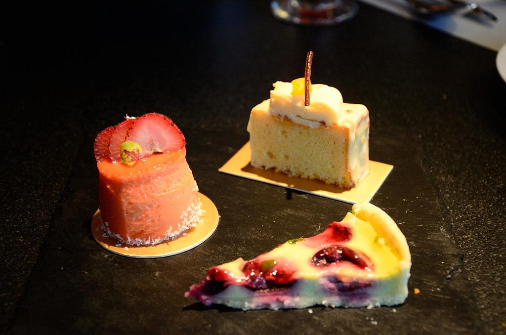 ROBIN'S 鐵板燒 精緻小甜點