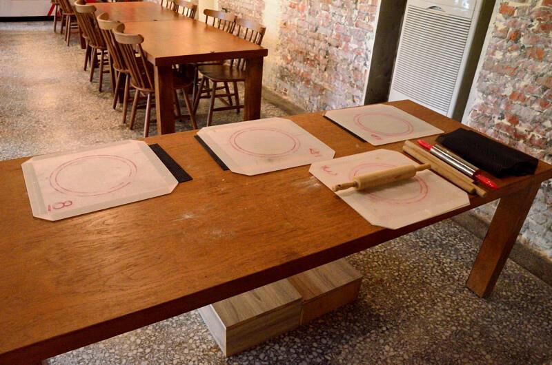 宜蘭 冬山 屋頂庭園咖啡 披薩DIY