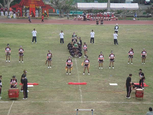 啦啦隊比賽(體育系)