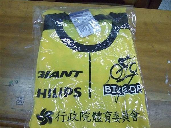 【歡喜逗陣出巡團】贈送店家台灣自行車日紀念衫一件