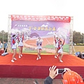 光復中學名聞遐邇的啦啦隊開幕表演.JPG
