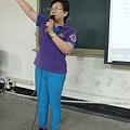 中華民國智障者體育運動協會 吳琇瑩 秘書長