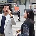 環宇廣播台訪問新竹教育大學黃 煜教授.JPG