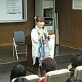講師:利珍妮卡兒(新世紀文化藝術團)