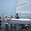 中型帆船Hunter146