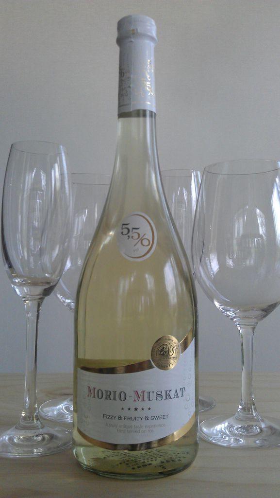 德國莫莉香甜白酒