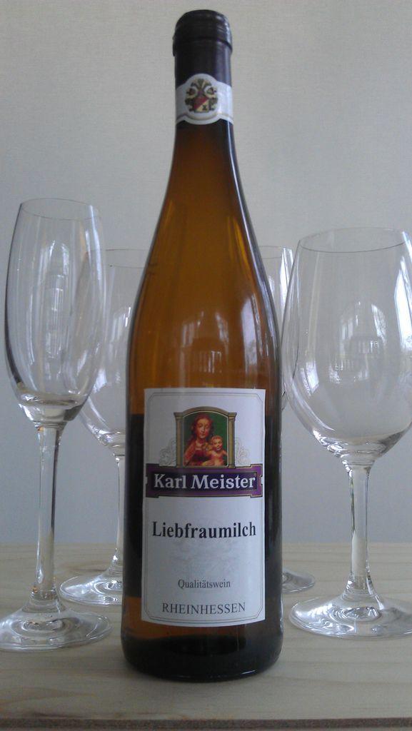 德國綠精靈特級微甜白酒
