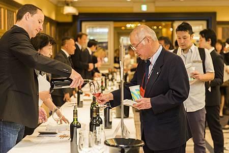 IMG_2923聖愛美濃級數酒莊聯合會(AGCCSE)首度把台灣列入2018年度的亞洲巡迴發表國家之中。