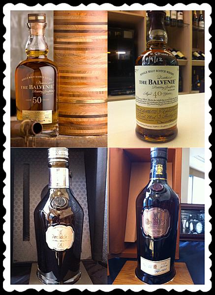 格蘭父子旗下四款高年份限量單一純麥威士忌
