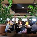 餐廳中央吧檯