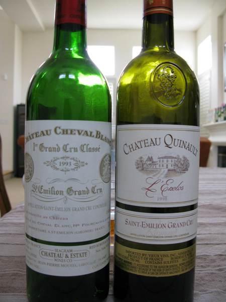 Cheval Blanc & Quinault