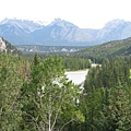 Fairmont Banff Spring Hotel 絕景