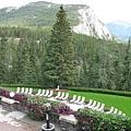 Fairmont Banff Spring Hotel 一角
