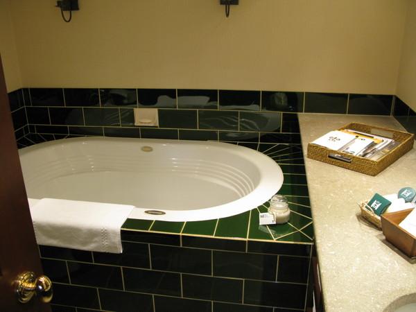 Post Hotel 浴室