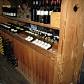 Monticello owner's wine cellar