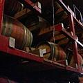 Monticello: Barrel Wine Storage