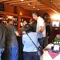 Monticello Wine Tasting in public room