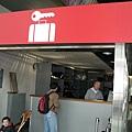澳門機場寄物櫃