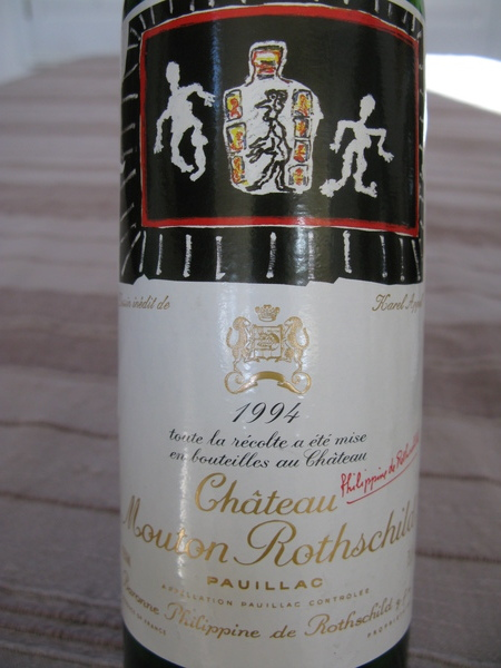 1994 Mouton-Rothchild