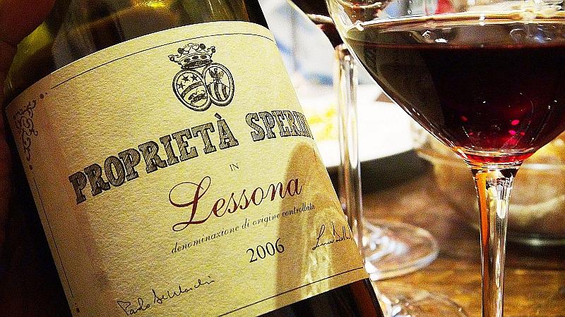 Proprietà Sperino, Lessona, 2006