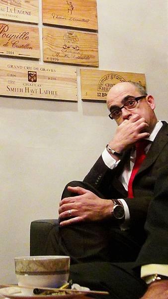 Xavier Ausas - Vega Sicilia