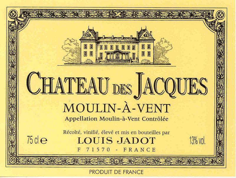 Louis Jadot Mouline a Vent