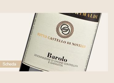 barolo_castello_novello_etichetta