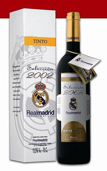 Real Madrid Selection 2002
