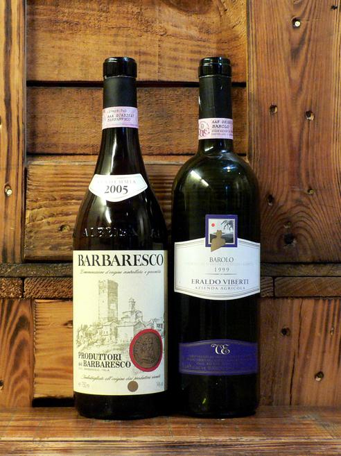 Produttori del Barbaresco, Barbaresco 2005 + Eraldo Viberti, Barolo 1999