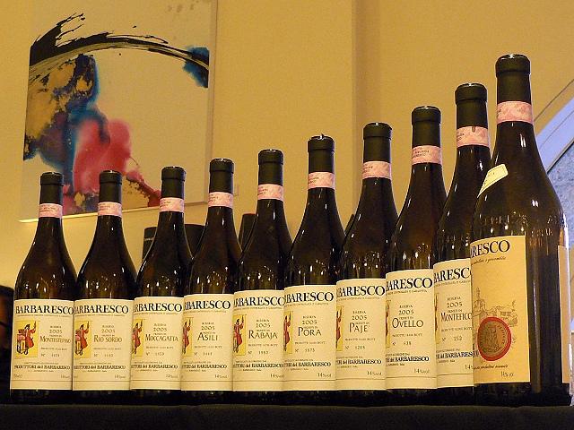 Barbaresco Single Vineyard 2005