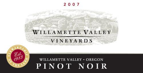 Willanette Valley Vineyard