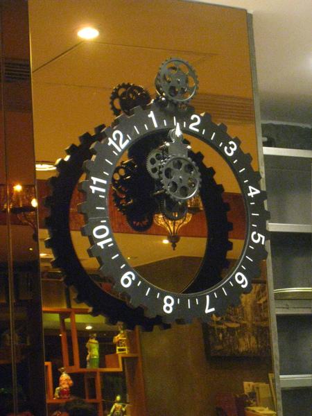 很可愛的時鐘
