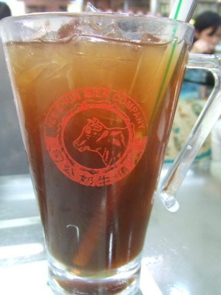 又是凍檸茶啊!