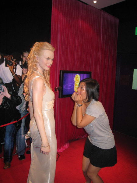 是Nicole Kidman