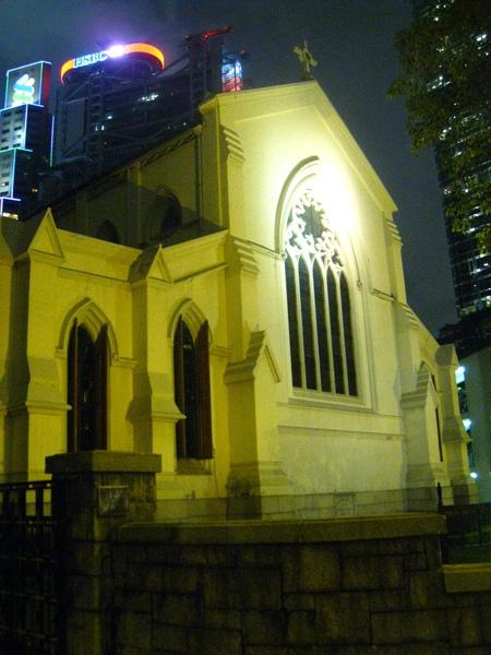無緣的教堂